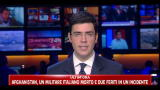 Incidente in Afghanistan, morto un militare italiano