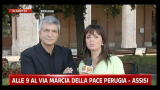 Intervento Vendola alla marcia della pace Perugia-Assisi