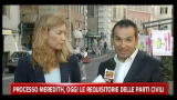 26/09/2011 - Delitto Meredith, intervento di Andrea Vogt