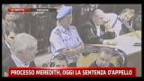 03/10/2011 - Processo Meredith,parla la difesa di Amanda - pt. 01