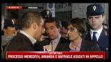 Bongiorno: Raffaele mi ha ringraziato prima della sentenza