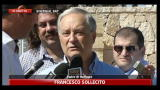 04/10/2011 - Meredith, Raffaele tornato a casa in Puglia