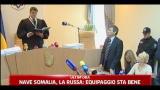 Timoshenko, condannata a 7 anni