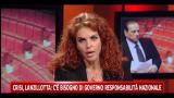 Berlusconi, la Tag Cloud del discorso alla Camera
