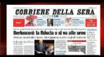 I giornali di venerd 14 ottobre 2011