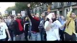 Parigi, manifestazione pacifica degli Indignati francesi