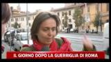 16/10/2011 - Il giorno dopo la guerriglia di Roma