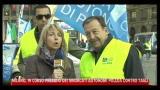 18/10/2011 - Milano, in corso presidio sindacati polizia contro tagli