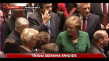 19/10/2011 - Crisi debito, vertice Sarkozy-Merkel-BCE-FMI