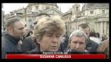 Sit-in metalmeccanici: Camusso, Landini e Vendola