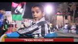 23/10/2011 - Libia, festa per la dichiarazione d' indipendenza