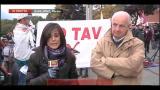 23/10/2011 - No Tav,identificati 10 giovani con maschere e paracolpi