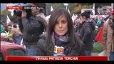 23/10/2011 - Val di Susa, manifestazione No Tav contro apertura cantieri