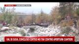 23/10/2011 - Val di Susa, concluso corteo No Tav senza incidenti