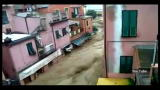 Monterosso alluvionata, testimonianza dalle Cinque Terre