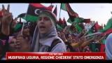 Libia, chi era scappato dalla guerra non riesce a tornare