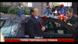 Berlusconi: presentate proposte per dare impulso ad economia