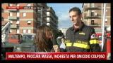 Alluvione, procura di Massa: inchiesta per omicidio colposo.