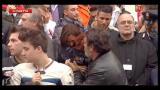 Funerali Simoncelli, l'intervento del Dottor Costa