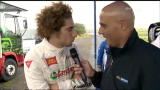 27/10/2011 - Simoncelli e quella passione per il rally