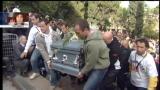 Funerali Simoncelli, l'ultimo saluto per Super Sic