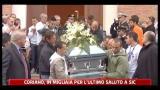 27/10/2011 - Coriano, in migliaia per l'ultimo saluto a Sic
