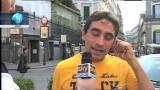 30/10/2011 - Napoli, i tifosi dopo la sconfitta contro il Catania