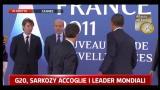 G20, l'arrivo di Barack Obama