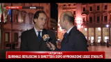 A Sky TG24, intervento Roberto Menia