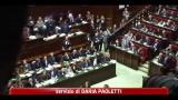 09/11/2011 - Governo, opposizioni: ok dimissioni, ora governo transizione