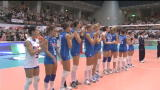 Volley World Cup 2011, Italia-Algeria 3-0