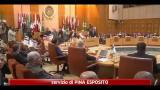 Cairo, Siria sospesa della lega araba e sempre più isolata