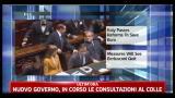 Le dimissioni di Berlusconi sui network televisivi stranieri