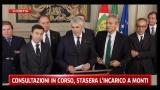 Consultazioni, Casini spiega la posizione del Terzo Polo