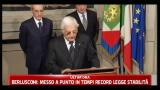 Marra: Monti ha accettato l'incarico