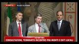 15/11/2011 - Governo Monti, Errani: vogliamo aprire fase nuova.