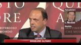 15/11/2011 - Alfano: Sì a Gianni Letta, nessun veto su Amato