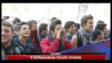 Palermo paralizzata dai cortei, un ferito negli scontri