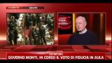 Governo Monti, a Sky TG24 parla Tabacci