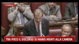 Governo Monti, Donadi: nel programma punti di convergenza