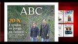 I giornali di domenica 20 novembre 2011
