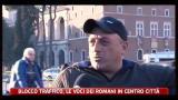 Blocco traffico, le voci di romani e milanesi
