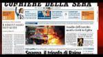 I giornali di lunedi 21 Novembre 2011