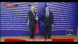 24/11/2011 - Crisi Euro, oggi trilaterale Monti-Merkel-Sarkozy