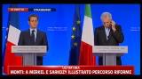 Merkel, Monti, Sarkozy (24.11.2011)
