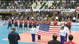 25/11/2011 - Volley, World cup maschile: Italia-Stati Uniti 3-1
