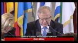 Rehn: Italia ha le possibilità di superare la crisi