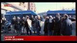 Tiburtina,stazione aperta a Roma tra le proteste dei No Tav