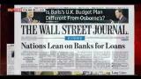 I giornali di martedì 29 novembre 2011