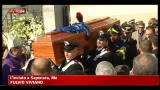 Alluvione nel messinese, i funerali delle vittime
